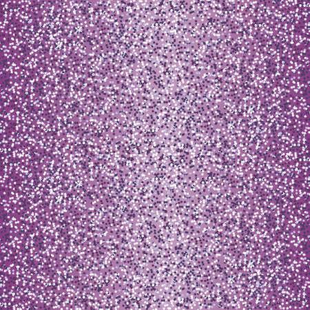 Abstract of purple glitter Ilustração