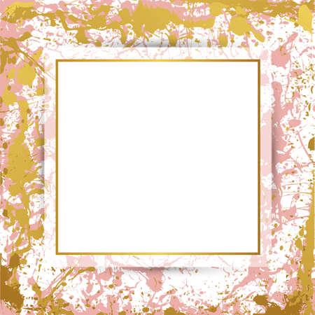 Marble  of pink mix Ilustração