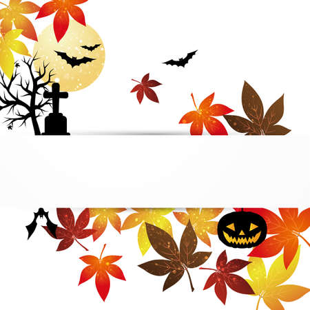 Abstract of Halloween