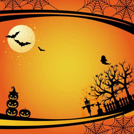 achtergrond van Halloween