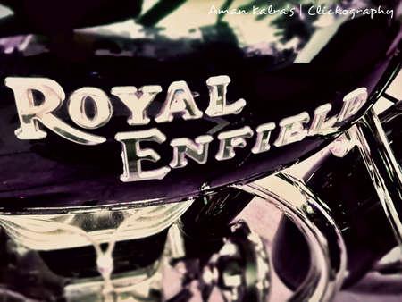 enfield: Royal Enfield