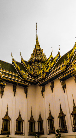 Wat Phra Kaew, commonly known in English as the Temple of the Emerald Buddha or grand palace is regarded as the most sacred Buddhist temple in Thailand