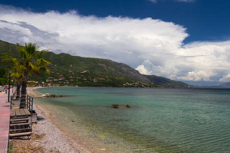 Unreal landscapes, nature, clouds, sea, mountains. Clear sea water, blue sky, houses, olives and all you expect from Greece!