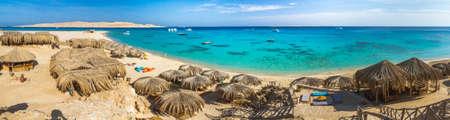 hovercraft: Dreamlike beauty of a tropical island Stock Photo
