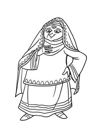 사가랴 (Zacharias) 제사장 인 엘리자베스 (Elizabeth)는 기적적으로 노년기에 임신하여 침례 (세례) 요한의 어머니가되었습니다.