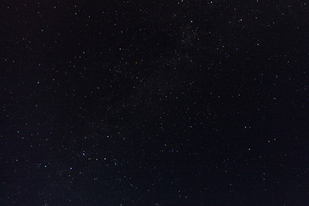 Night Sky and Milky Way background texture