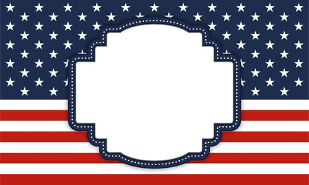 7 월 독립 기념일 배경, 7 월 4 일, 현충일, 독립 기념일의 넷째는, 쉬운 초대장 또는 공지 사항에 대 한 완벽 한입을 편집