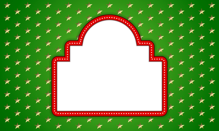 Kerst achtergrond - vectorillustratie. EPS 10. Eenvoudig te bewerken. Perfect voor uitnodigingen of aankondigingen.