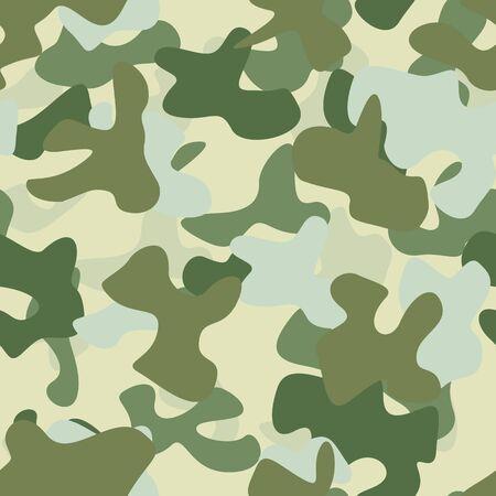 Seam less/ Tile able Camouflage pattern. Banque d'images