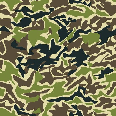 Seam less/ Tile able Camouflage pattern.