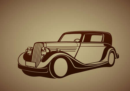 automotive industry: Classic Illustration