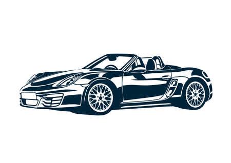 speedy: Speedy aesthetic Illustration