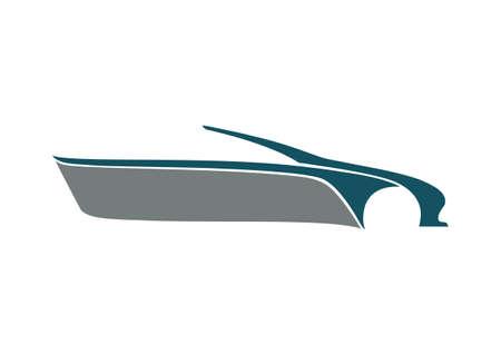 Green auto logo and text area Stock Vector - 20238719