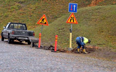 roadworks: Roadworks, Finland