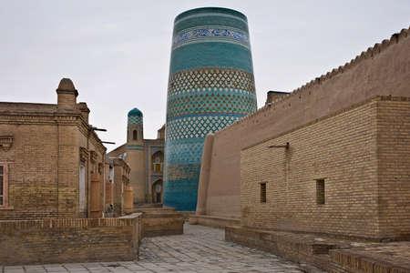 uzbekistan: Uzbekistan. Walking around Khiva
