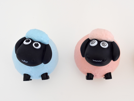 xwhite: Eid Mubarak cute sheep doll
