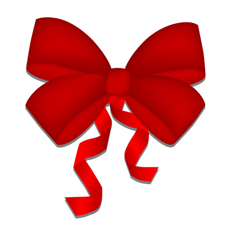 1,598 Big Red Bow Stock Vector Illustration And Royalty Free Big ...