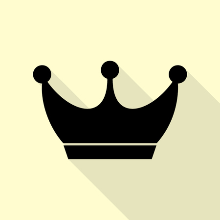 King crown sign.