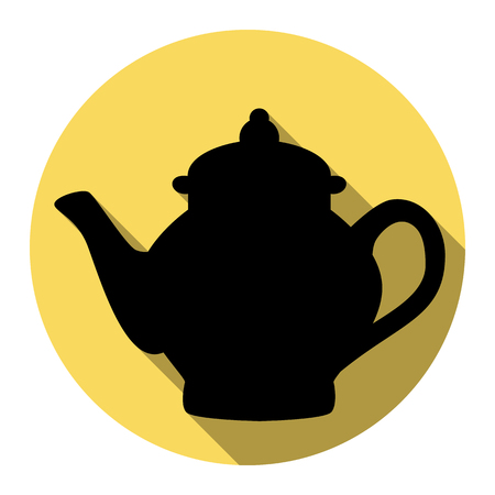 thermal: Tea maker sign.
