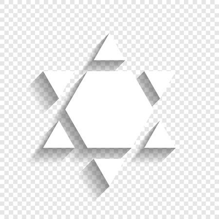 Symbol of Israel inverted.