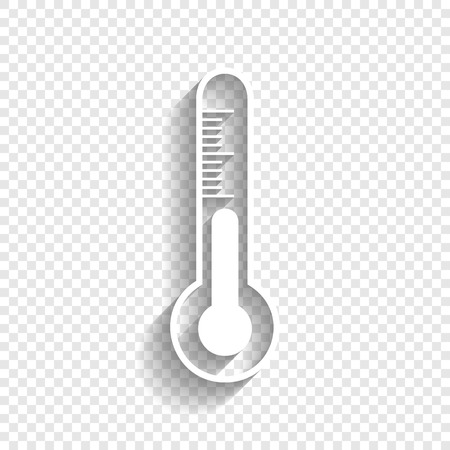 freeze: Diagnostic technology thermometer sign.