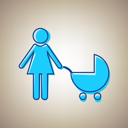 Family icon illustration.