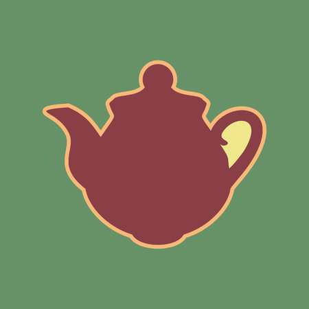 Tea maker Kitchen sign.