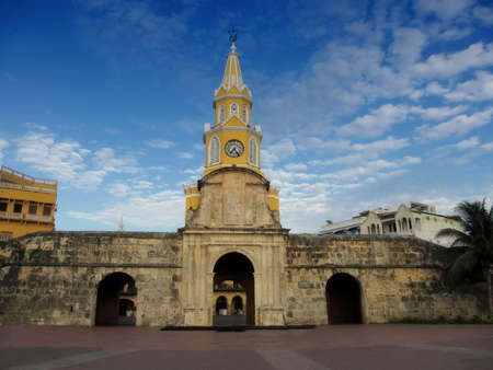 walled: Walled City Stock Photo