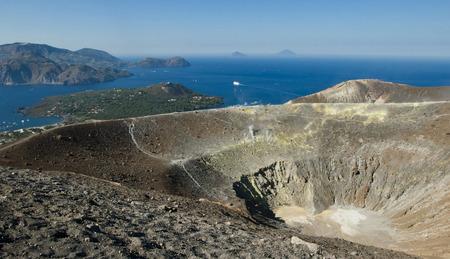 aeolian: Vulcano island, Sicily