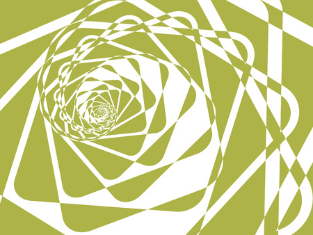 Abstract duotone light summer twirl.