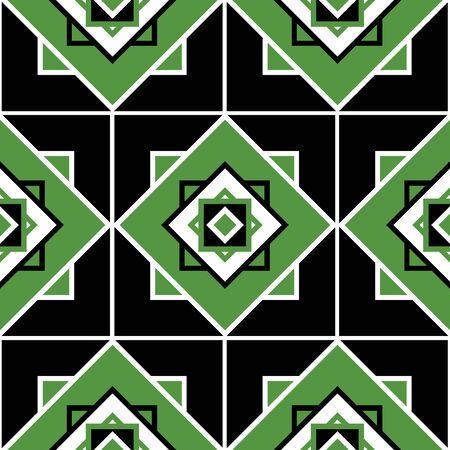 Seamless geometric pattern texture Stock Photo