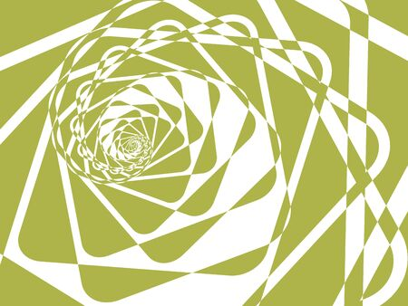 Abstract duotone light summer twirl background. illustration Stock Photo