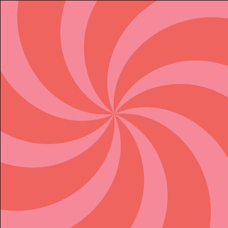 scratchy: Red and pink twirl background with scratch. illustration Stock Photo