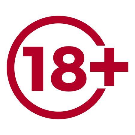 18 banner.