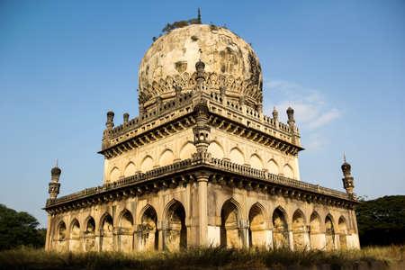 tumbas: Tumbas Qutub Shahi, Hyderabad