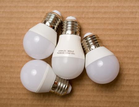 recourse: Diode bulb closeup simple composition