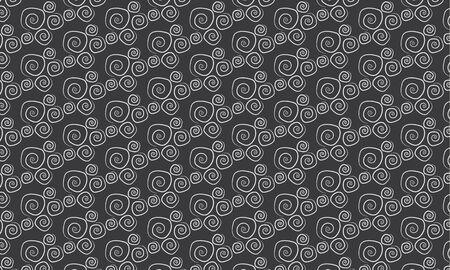 bewildered: Dark gray swirl abstract background