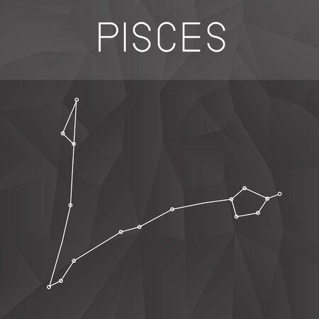 constelacion: constelaci�n de Piscis