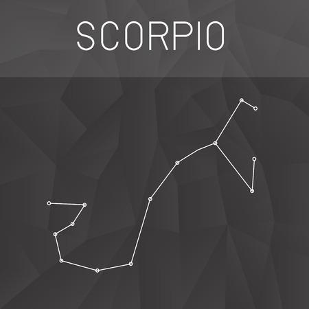 constelacion: constelaci�n de Escorpi�n