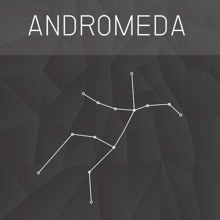 constelacion: Constelaci�n de Andr�meda