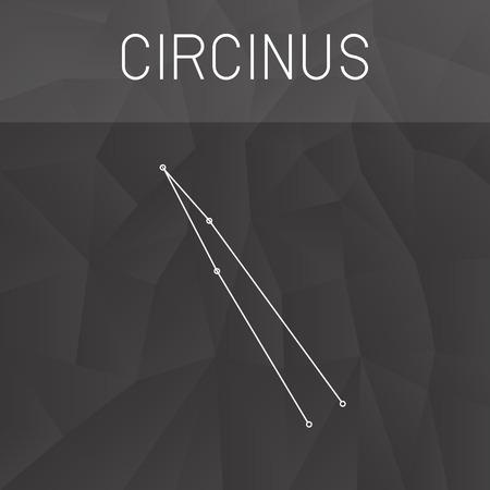 constelacion: Circinus Constelaci�n