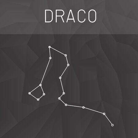 constelacion: Constelación Draco