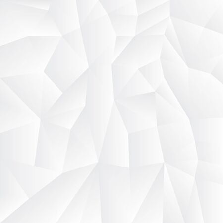 swell: white and gray gradient geometric background