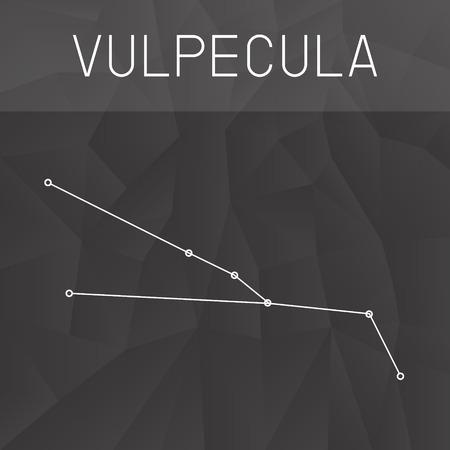 vulpecula: Vulpecula constellation