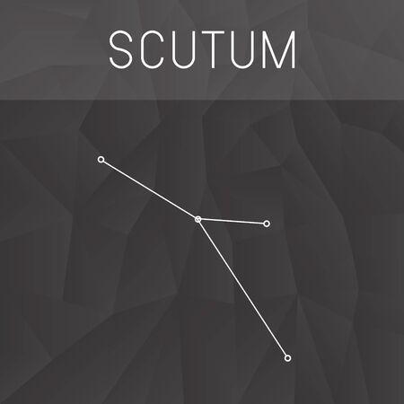 constelacion: constelaci�n de Scutum