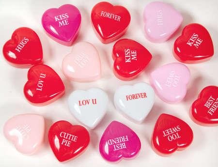 valentine heart messages