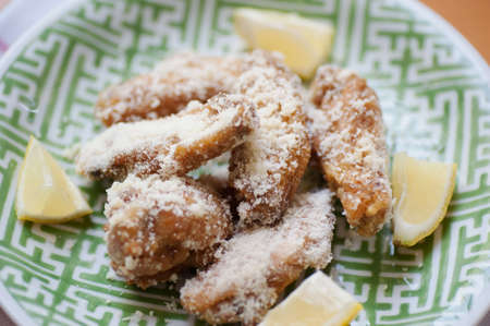 parmesan cheese chicken wings