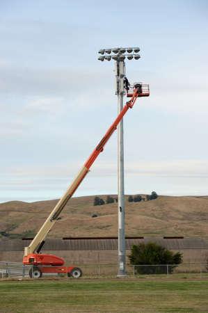 super boom crane