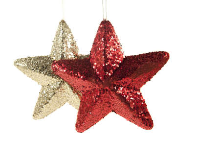 ornaments for christmas with copy space