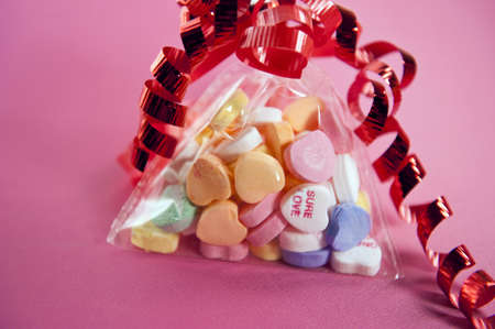 sure love in valentine candy mix